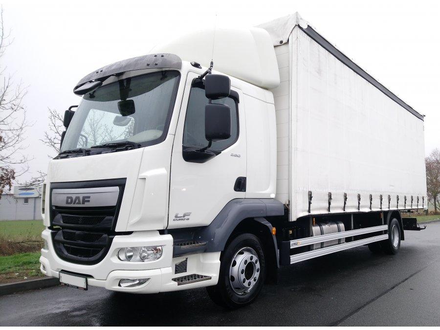 DAF 55.280 EURO 6  16t