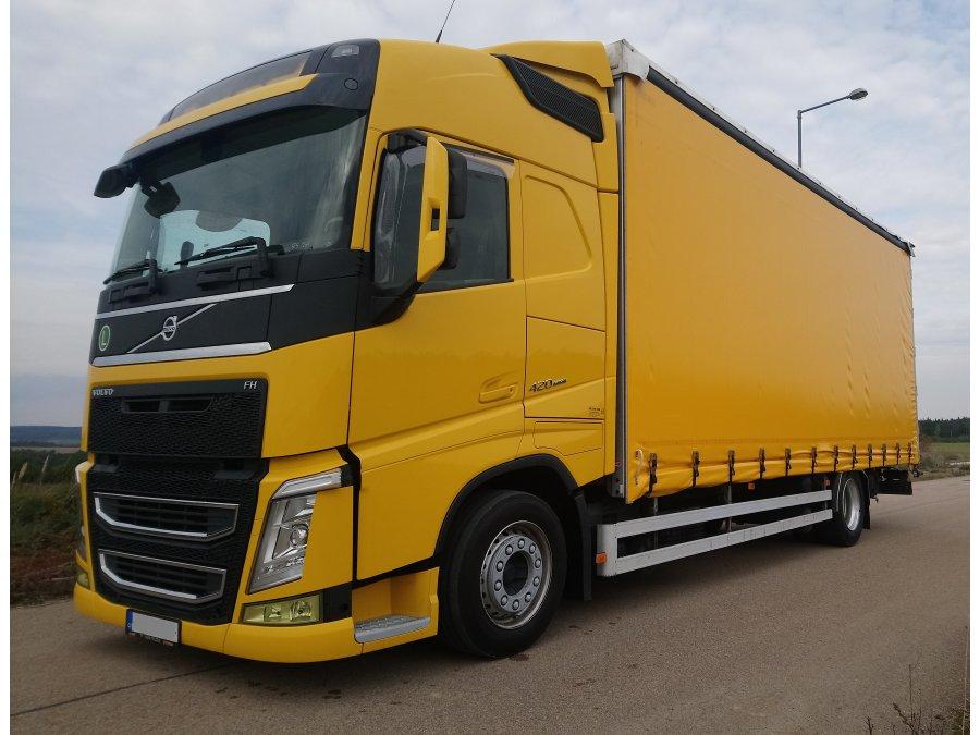 Volvo FH 420 4x2 EURO 6 (18t)