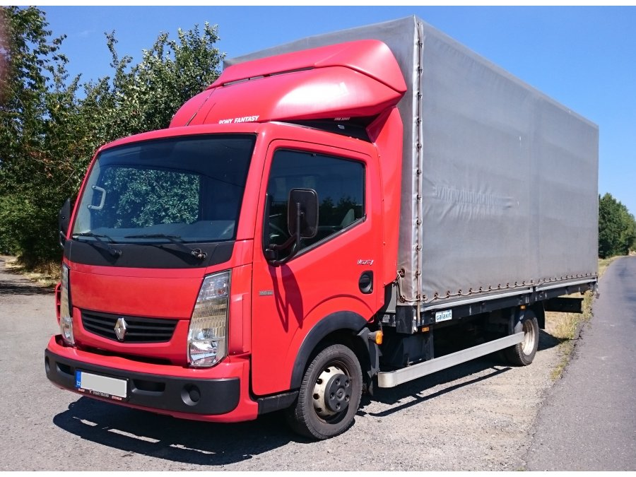 RENAULT MAXITY 150.35 DXi
