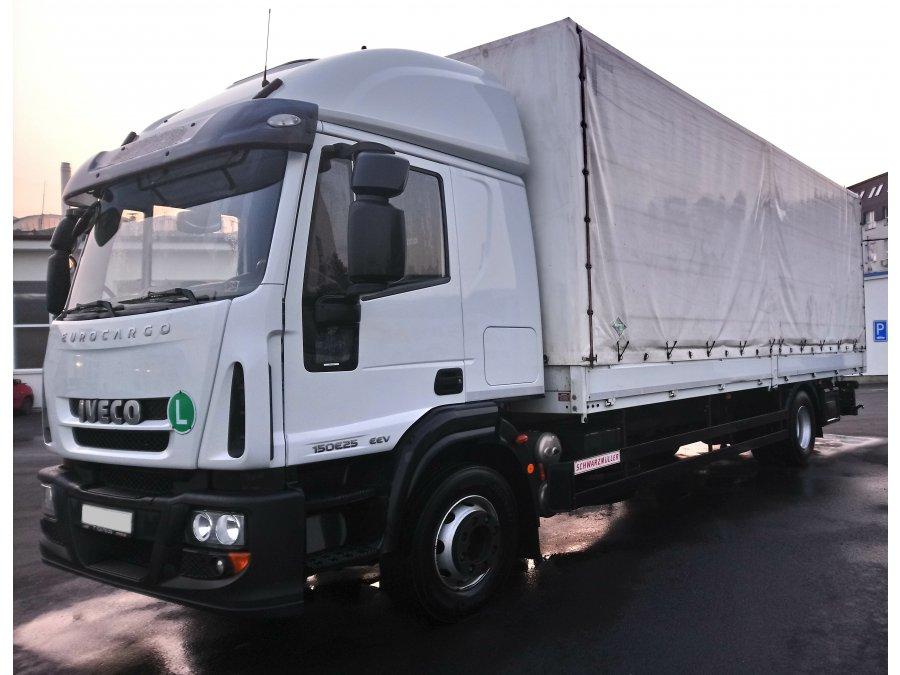 Iveco EuroCargo ML150E25 Euro 5+EEV
